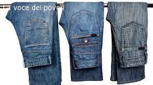 Cercasi jeans usati